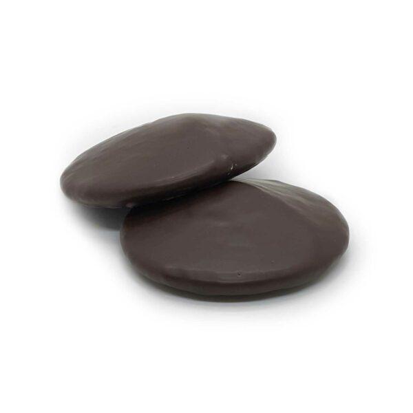 Sarah Bernard biskvie med chokladkräm